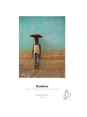 Hahnemuhle Bamboo Fine Art 290g vel A4x25