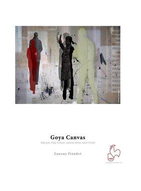 Hahnemuhle Goya Canvas Satin 340g rol 1118mmx12m