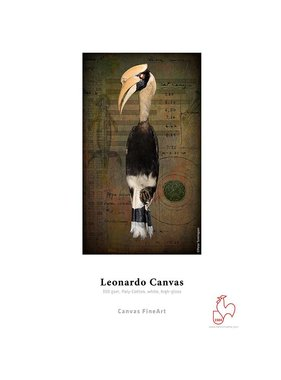 Hahnemuhle Leonardo Canvas PolyCotton 390g vel A3+x25