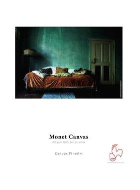 Hahnemuhle Monet Canvas 410g rol 432mmx12m