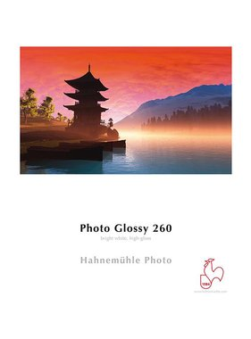 Hahnemuhle Photo Hoogglans 260g rol 432mmx30m