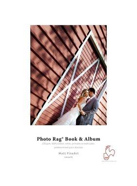 Hahnemuhle Photo Rag Book-Album 220g vel A3x25