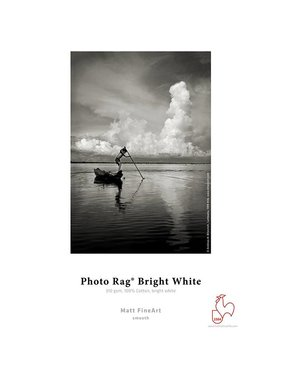 Hahnemuhle Photo Rag Bright White 310g rol 432mmx12m