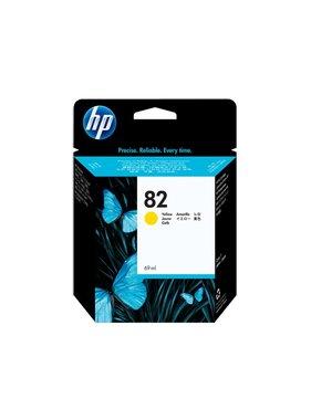 HP 82 gele inktcartridge 69 ml