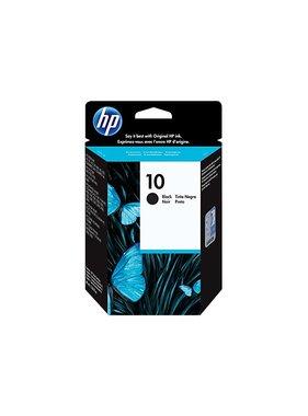 HP 10 zwarte inktcartridge 69ml