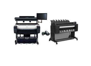 imagePROGRAF iPF785 MFP versus Designjet T2500