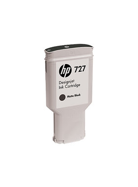 HP 727 matzwarte Designjet inktcartridge 300 ml