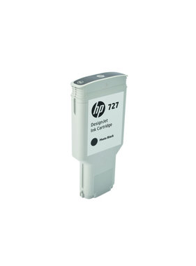 HP 727 fotozwart Designjet inktcartridge 300 ml