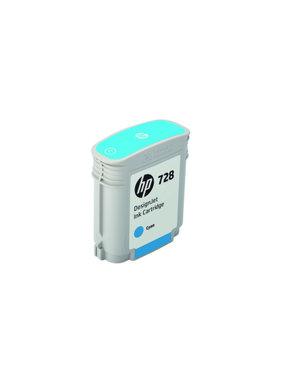 HP 728 40-ml cyaan Inkt Cartridge