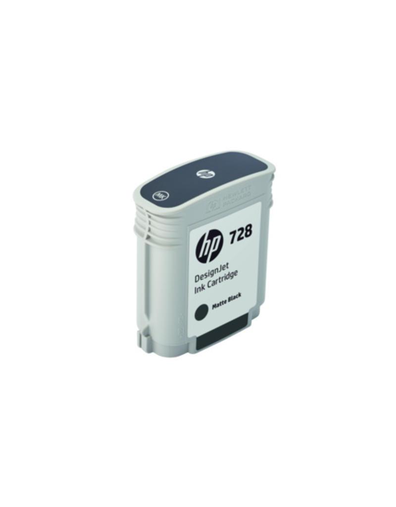 HP HP 728 69-ml matzwart Inkt Cartridge