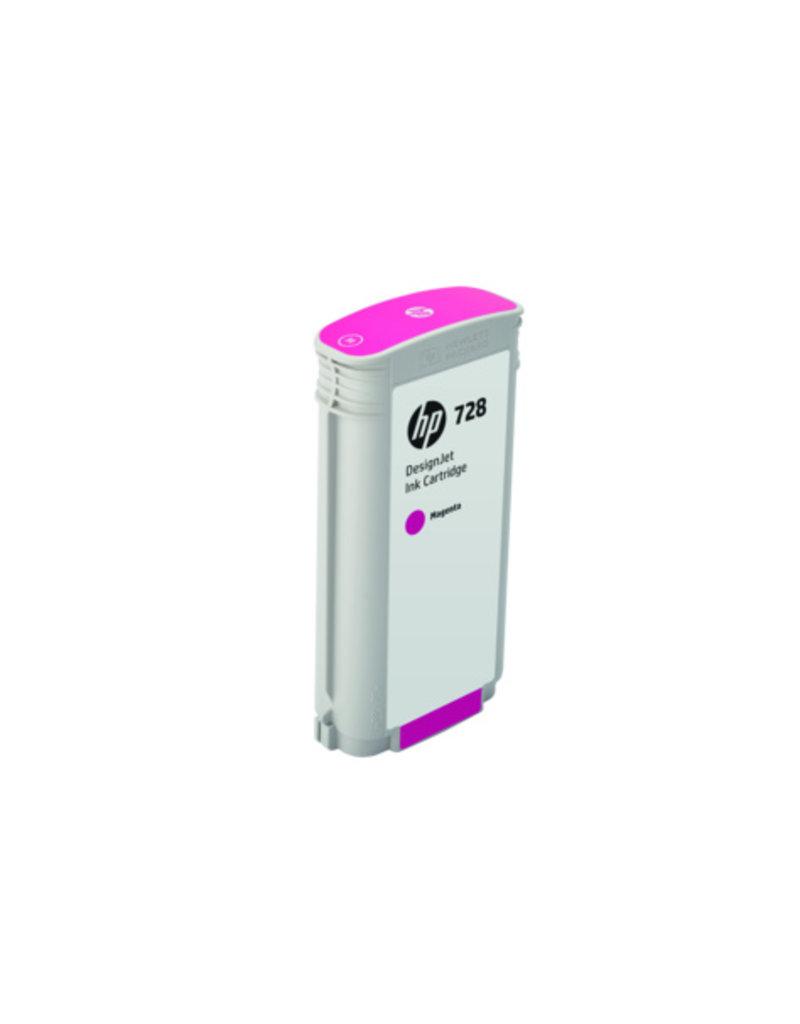 HP HP 728 130-ml magenta Inkt Cartridge