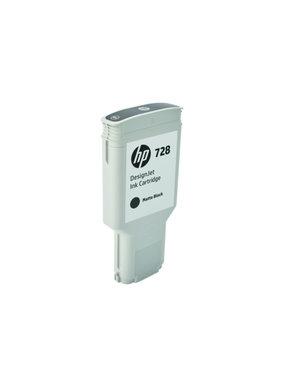 HP 728 300-ml matzwart Inkt Cartridge