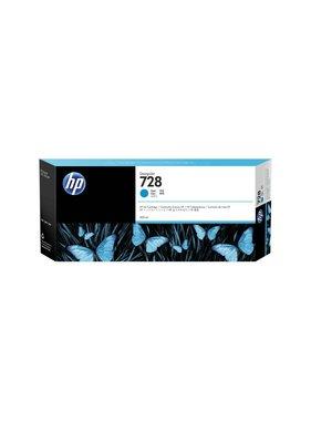HP 728 300-ml cyaan Inkt Cartridge