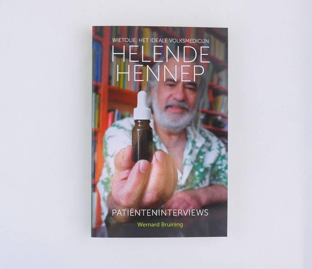 Helende hennep (boek) Vernieuwde uitgave