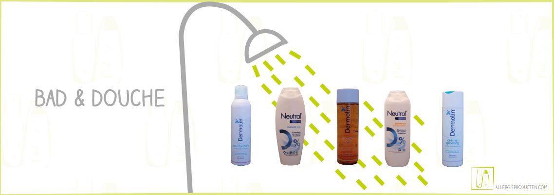 Allergie shampoo