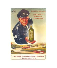 Poster: Brigadier Smit