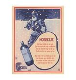 Poster: Nobeltje Spreuk