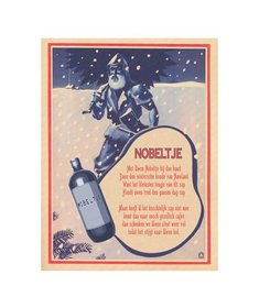 Poster: Nobeltjes Spruch
