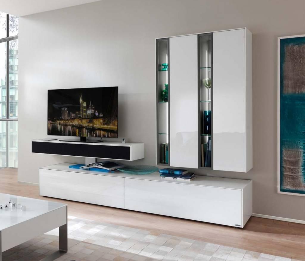 wohnwand weiss hochglanz guenstig best weisse wohnwand gnstig kaufen design wohnwand weiss. Black Bedroom Furniture Sets. Home Design Ideas