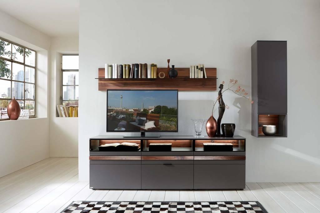 Wohnwand grau excellent wohnzimmer wohnwand sismael in for Wohnwand grau matt