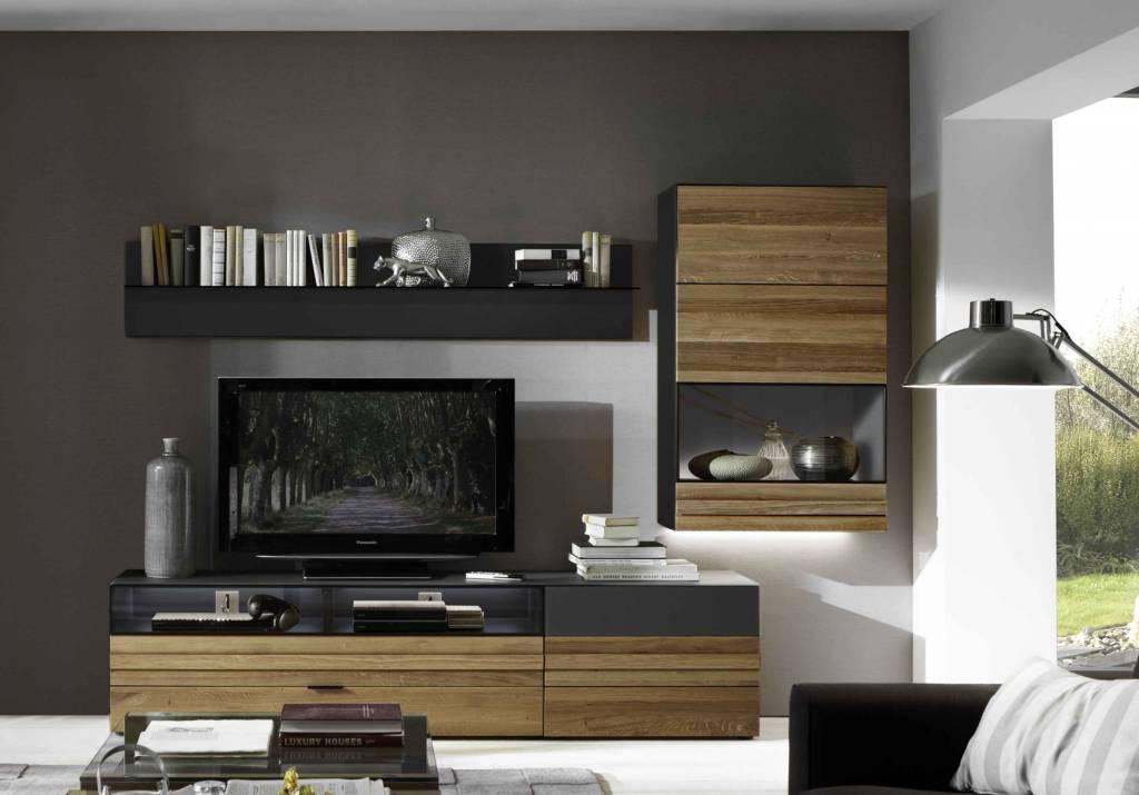 Yarial.com U003d Ikea Wohnwand Grau ~ Interessante Ideen Für Die Gestaltung  Eines Raumes In