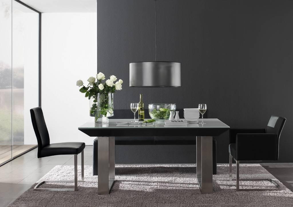 esstisch glas wei esstisch rund glas weiss ronald schmitt esstisch glas ke rund cm outlet with. Black Bedroom Furniture Sets. Home Design Ideas