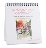 40 recepten voor lekkerbekken