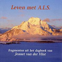 """""""Leven met ALS"""" van Jeanet van de Vlist"""