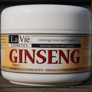 La Vie Originele Koreaanse Ginseng Crème