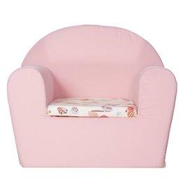 Kinderfauteuil Peuterstoeltje Roze