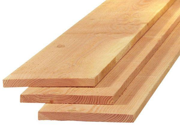 Plank 22x250x5000mm