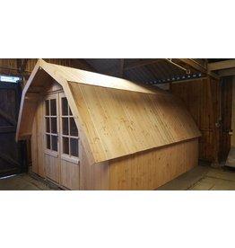 Tuinhuis, Blokhut, Recreatieverblijf, Sauna, Schuur/Berging