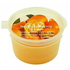 Wax Melt Never Annoying Orange