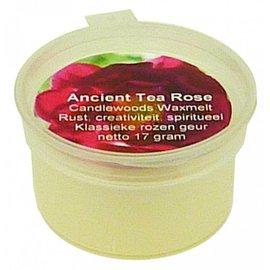 Aromatherapie wax melt Ancient Tea Rose