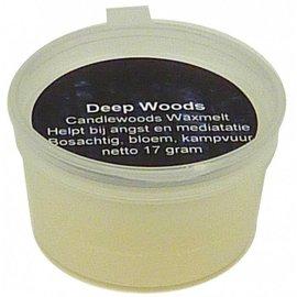 Aromatherapie wax melt Deep Woods