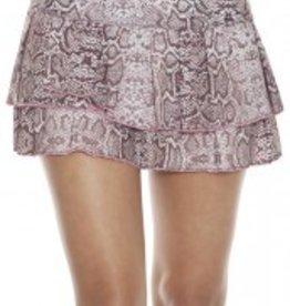 Snake Tier Skirt