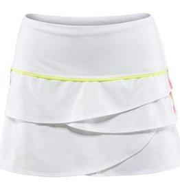 Tuxedo Scallop Skirt
