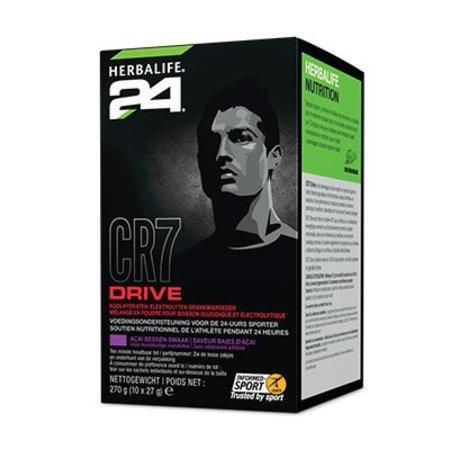Sachets CR7 Drive