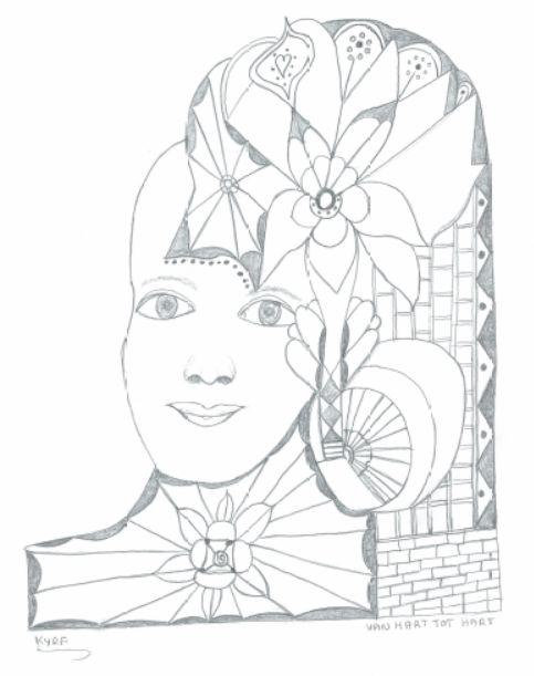 Interactieve tekening voor bewustzijn | 03 print