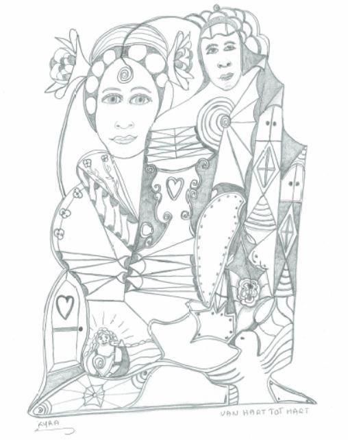 Interactieve tekening voor bewustzijn | 04 print