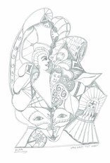 Interactieve tekening voor bewustzijn | 06 print