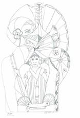 Interactieve tekening voor bewustzijn | 07 print