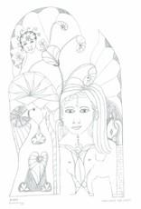 Interactieve tekening voor bewustzijn | 08 print