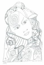 Interactieve tekening voor bewustzijn | 09 print