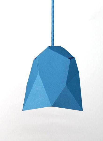 Lalupo Kink Paper I Lampenschirm