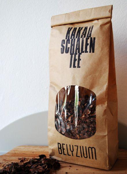 "Belyzium Tee ""Kakaoschale"" - Belyzium Tee aus den Schalen der Kakaobohne."