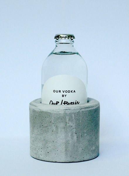 """Our Vodka Kühler """"Our/Berlin"""""""
