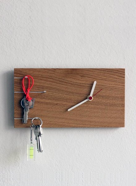 "Toshi Key holder ""Nova clock"""