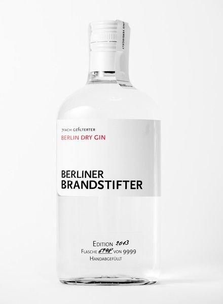 "Brandstifter Gin ""Brandstifter"""