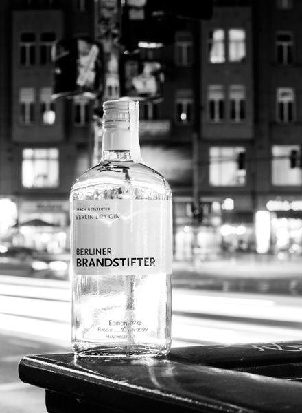 "Brandstifter Gin ""Brandstifter"" - Berlin Dry Gin"